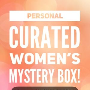 Personally Curated Women's Feel Good Box!